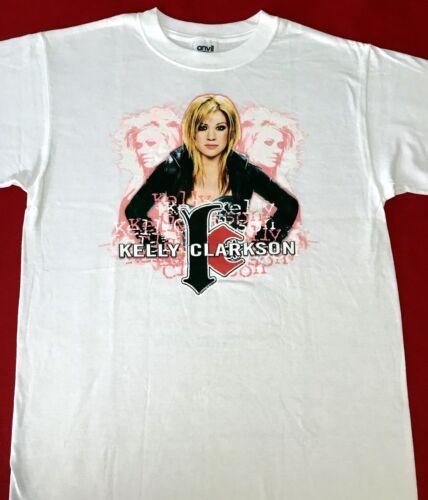 New KELLY CLARKSON Breakway Tour 05  T - Shirt Medium