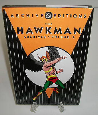 Hawkman Volume 2 Dc Comics Archive Edition Hard Cover Hc New Sealed