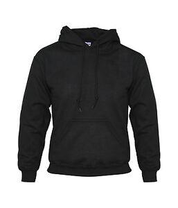 New Gildan Hooded Sweatshirt Plain Blank Heavy Blend Pullover Hoodie Sweat Hoody