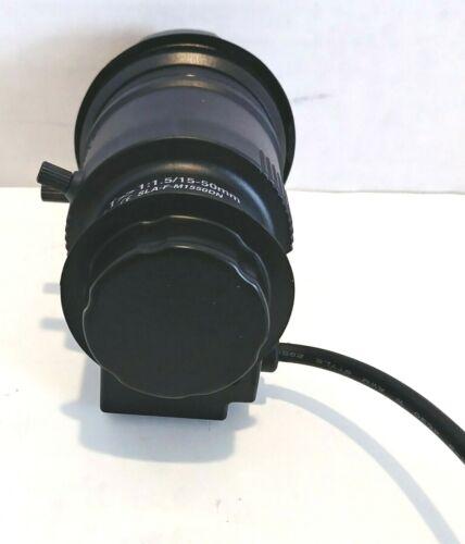 15-50mm/SLA-F-M1550DNL CS-Mount Vari-Focal Lens Camera