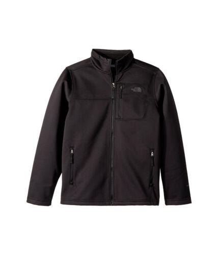 New Big Kids Boys The North Face Apex Risor Windwall Coat Zip Jacket
