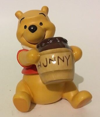 "Disney Classic Collection Winnie the Pooh Figurine ""Time for Something Sweet"""