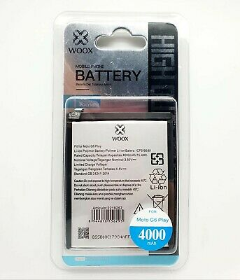 Bateria movil moto G6 play modelo gb 31241-2014 alta calidad ENVIO gratis