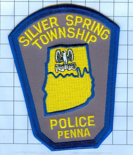 POLICE PATCH - SILVER SPRING TOWNSHIP PA