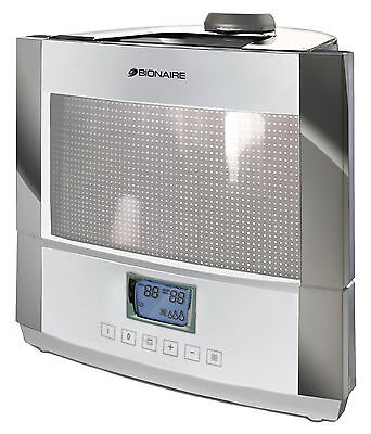 Bionaire BU8000-IUK Ultrasonic Humidifier with Digital Display