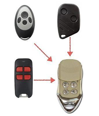 SEIP Remote TM60 / SKR433-1 / SKRJ433 Replacement Garage Door Remote Control