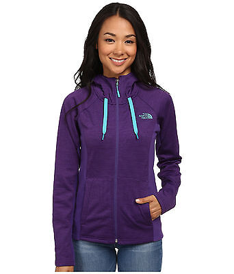 New Womens North Face Jacket Castle Crag Hoodie Coat XS Small Large