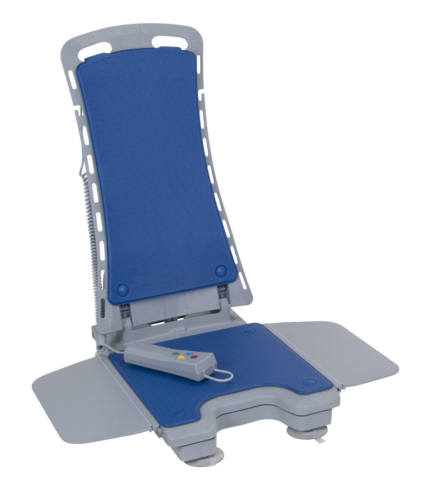 Drive Medical Blue Whisper Ultra Quiet Bathtub Lift Grey 477150312 ...