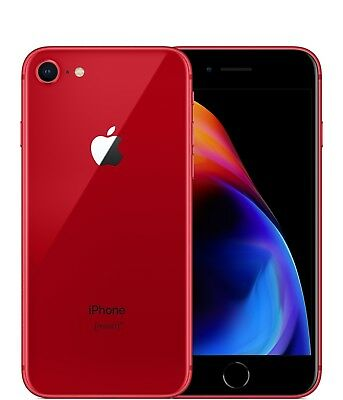 Apple iPhone 8 (Red) - 64 GB - Verizon UNLOCKED - New