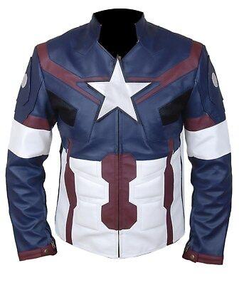 Captain America Avengers Age of Ultron Steve Rogers Chris Evans - Herr Rogers Kostüm
