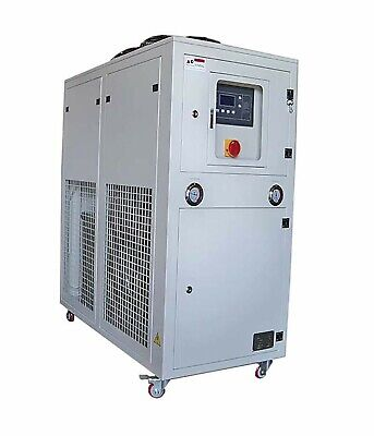 5 Ton Air Cooled Chiller Industrial Water Chiller Copeland Compress 220v3ph
