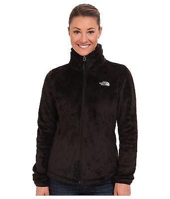 New Women's The North Face Ladies Osito Fleece Jacket Black 2XL