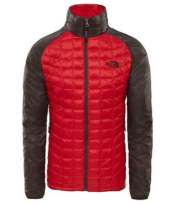 WAS £130. The North Face Mens THERMOBALL SPORT Jacket XL measurement in listing