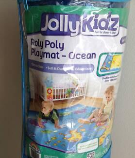 Jolly KidZ Roly Poly Mat