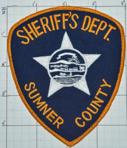 KANSAS, SUMNER COUNTY SHERIFF