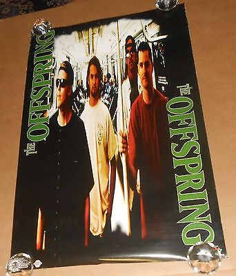 The Offspring 1994 Vintage Original Poster 22x34