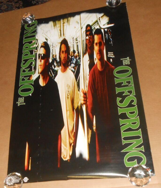 The Offspring 1994 Vintage Original Poster 22x34