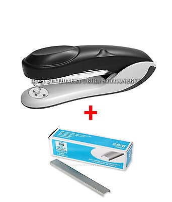 Stapler And Staples 246 And 266 With 16 Sheets Capacity With 5000 Pcs Staples