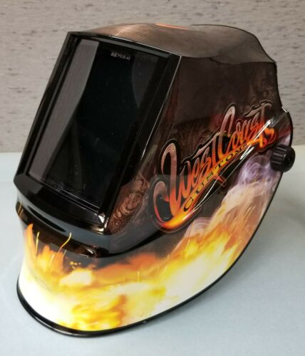 Prostar PRS62104 West Coast Customs Welding Helmet