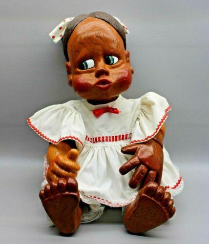 "Vintage Gisela #176 Naber Wildwood Baby 20"" 1993 Original oval tag Wonderful"
