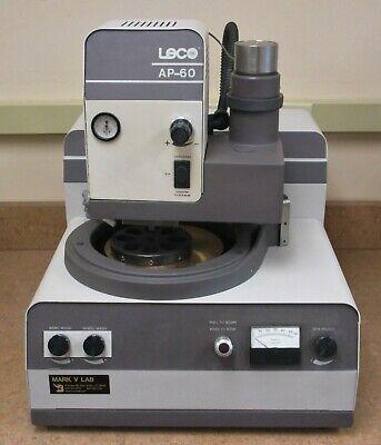 Leco Metallurgical Automatic Grinder Polisher Reconditioned