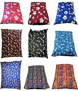 EXTRA-LARGE Dog Bed Pillow Cover ONLY~56