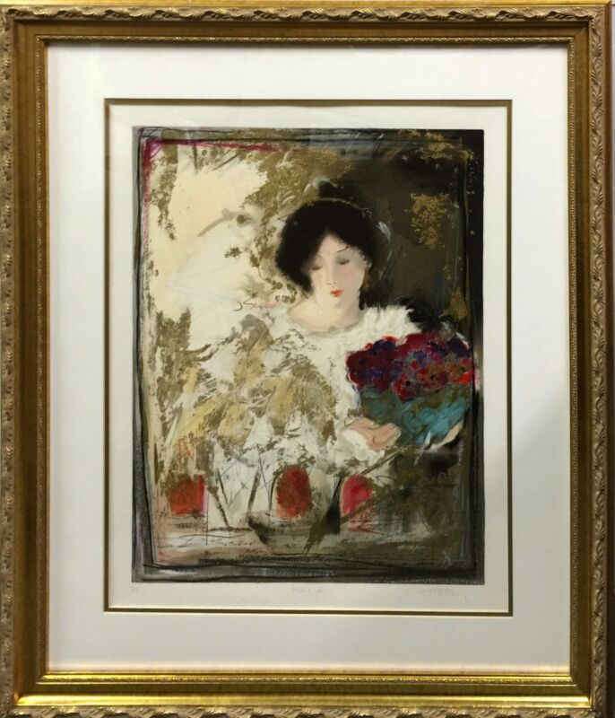 """Janet Treby """"muse Ii"""" 