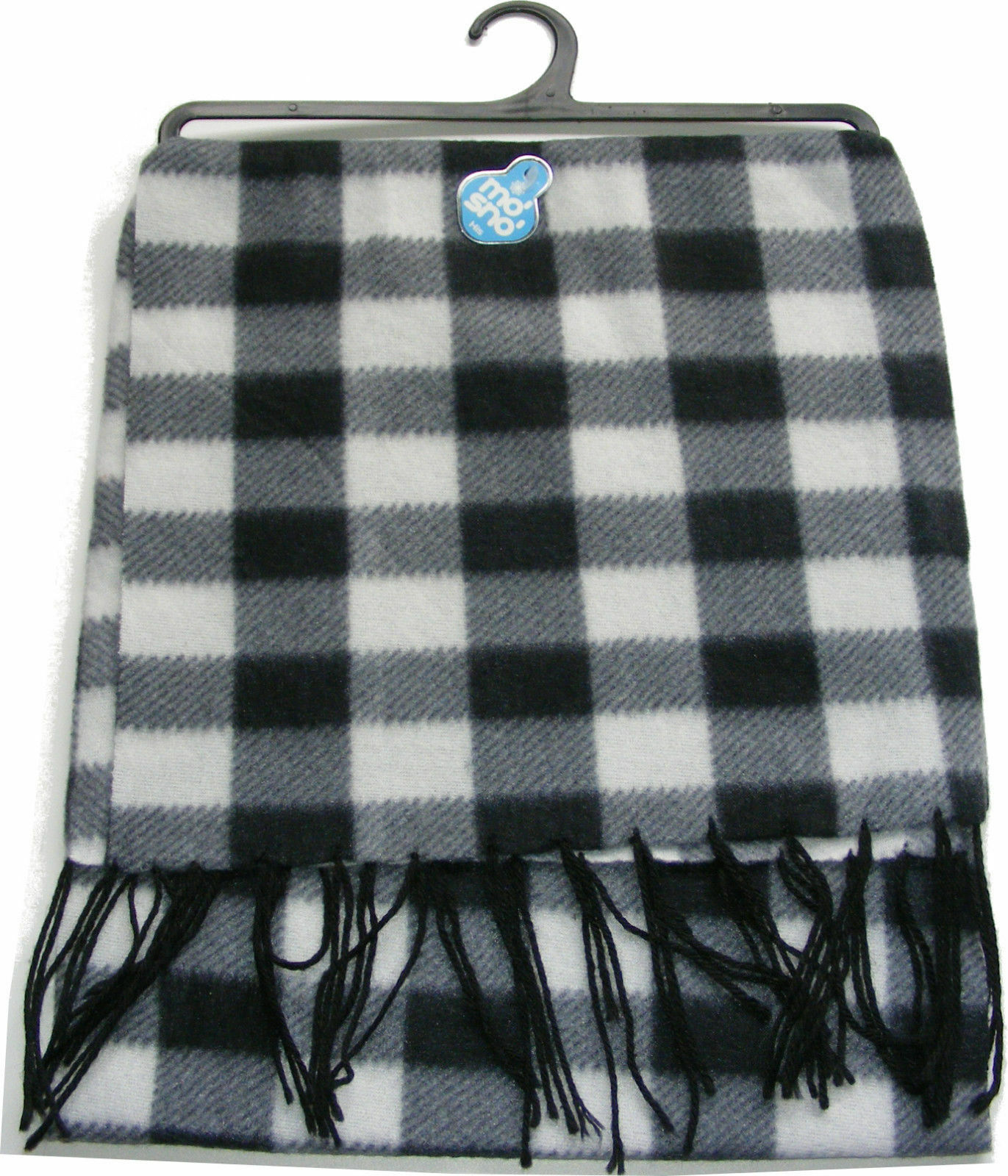 Thin Unisex Soft winter scarf Check Tartan Pattern Men Or Women
