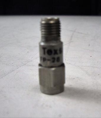 Texscan Fp-28 10db Attenuator