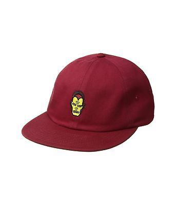 Vans x Marvel Jockey Strapback Chili Pepper Hat One-Size](Chili Hat)