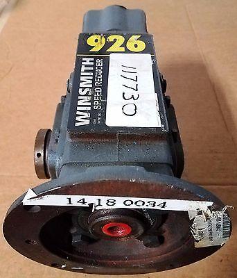 New Winsmith Gear Reducer  926mdsne 926mdse063xodn 201 Ratio