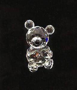 Swarovski Crystal TEDDY BEAR small 7664 NR 044 000
