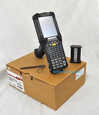 Motorola MC9090-GF0HJEFA6WR MC9090G 1D WM5 WiFi Laser Barcode Scanner +WARRANTY