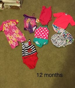 12 month bathing suits