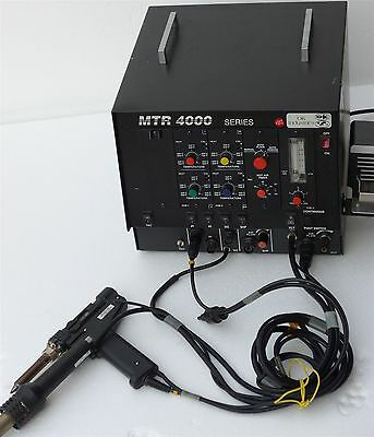 Ok Industries Mtr-4001 Mixed Technology Rework Soldering System
