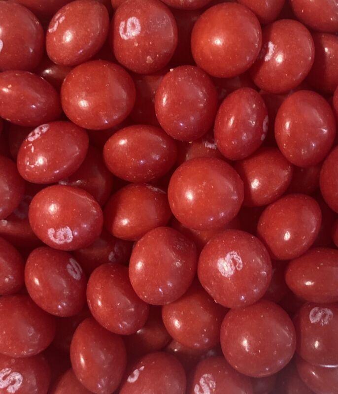 Skittles Red Strawberry 1 pound bulk candy