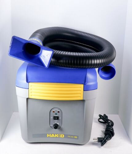 HAKKO FA430 HEPA Fume Extractor Smoke Absorber with Articulating Arm