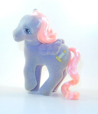 Vintage My Little Pony ~*So Soft Pegasus Twilight HTF STUNNING Very Pink Hair!*~