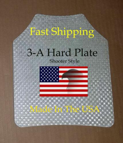 "10""x12"" Level 3-A Bullet proof plate for Vest / Backpack"