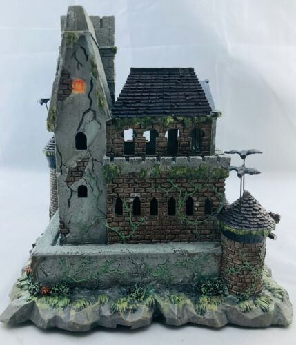 RARE Hawthorne Village The Universal Monsters Halloween House of Dracula
