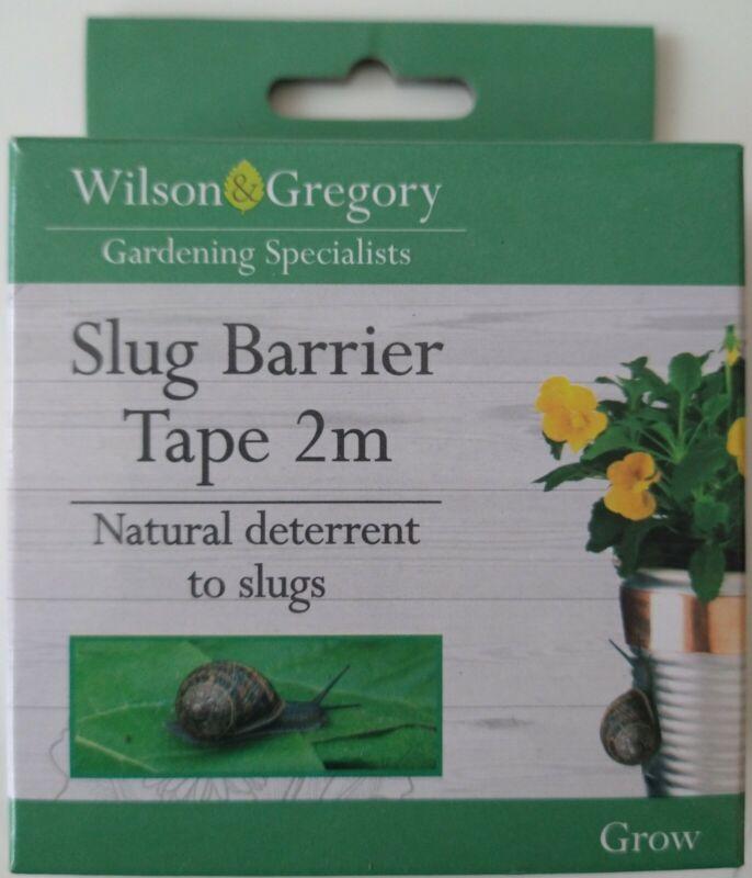 Slug+Barrier+Tape+2m+Copper+Natural+Deterrent+Repellent+Gardening+Self+Adhesive%C2%A0