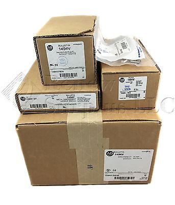 New In Box Allen Bradley 1494v-dj633 Fusible Disconnect Switch Kit