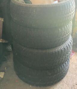 265/70R17 Motomaster Winter Tires