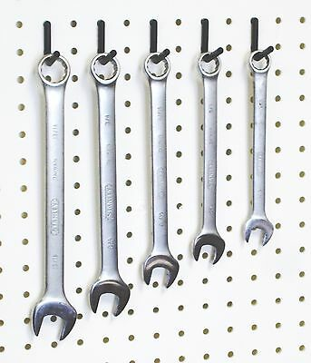 "WallPeg 72"" Wide Pegboard Kit, Peg Hooks & Bins - Garage Storage, Tools EB24243B"