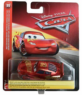 Disney Pixar Cars Rust-Eze Racing Center Lightning McQueen