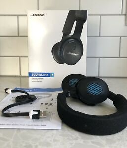 Bose Soundlink OE Bluetooth headphones