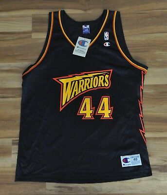MARC JACKSON Golden State Warriors Champion NBA Jersey Blue 48 XL NWT for sale  Shipping to Canada