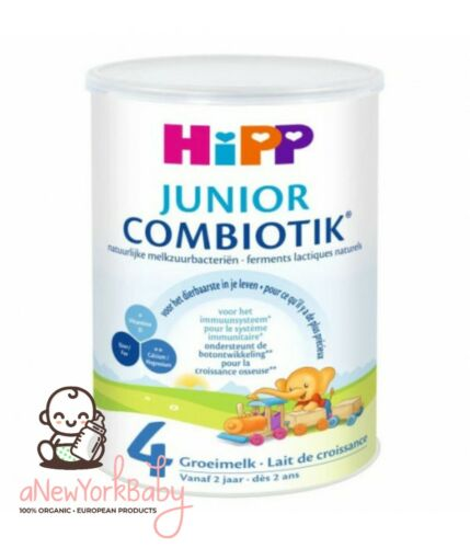 1 Can Dutch HiPP Combiotic Growing Up - Stage 4 Toddler - 800g w/DHA