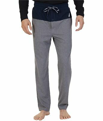 Nautica Mens Jaspe Banded Pajama Lounge Pants