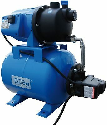 Güde 94667 Hauswasserwerk HWW 3100 K  Gartenpumpe Teichpumpe Wasserwerk